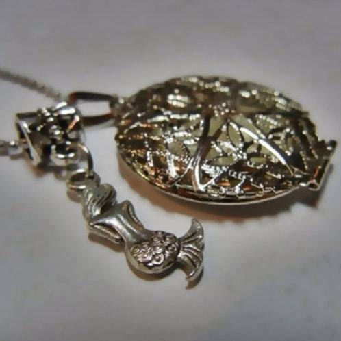 Glowing Mermaid Tears Necklace