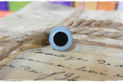 Light Blue Animal Eyes (5 pairs)