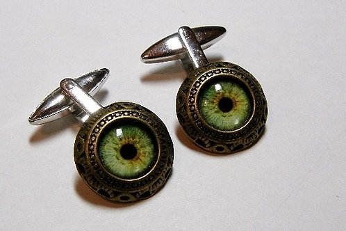 Eyes for You Folding Cufflinks