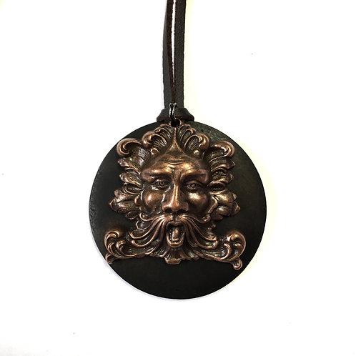 Zeus Wood Necklace