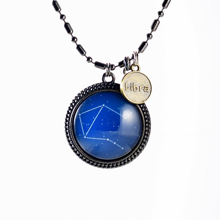 Constellation night sky