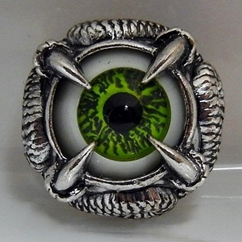 Claw Eye Green 20mm