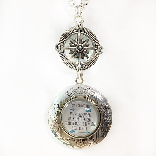True Friendship Locket