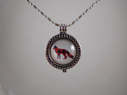 Fox Spirit Animal Necklace