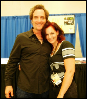 With Kim Coates (Sons Of Anarchy etc)