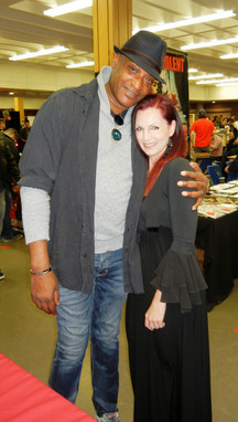 With Celeb Tony Todd