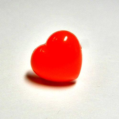 Heart Animal Nose Fuchsia (10pcs)