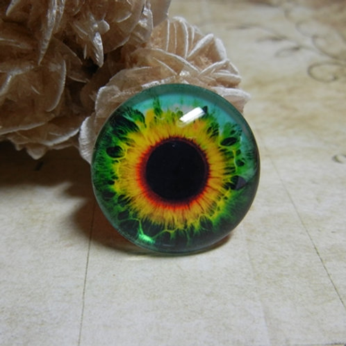 GR34  Glass Eye (1pc)