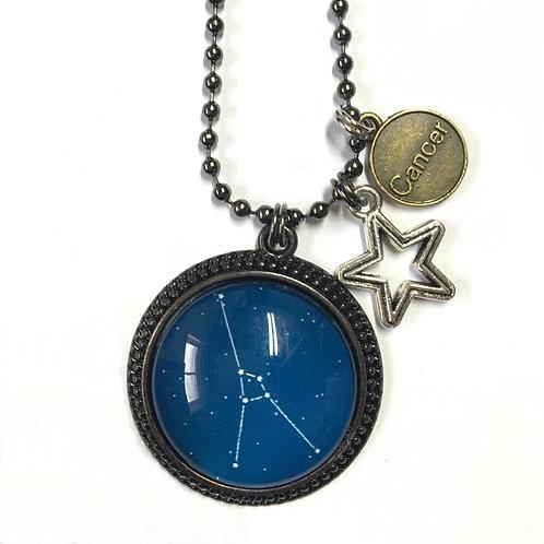 Cancer  Constellation Necklace