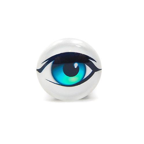Full Eye Left Glass Eye (1pc)