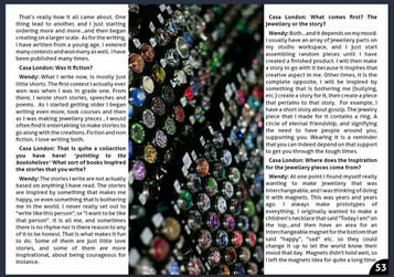 Casa Magazine Page 3