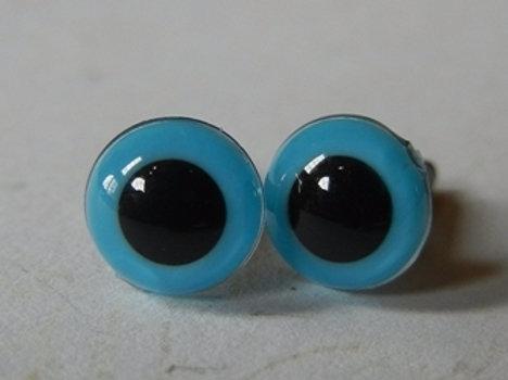 Blue Animal Eyes (5 pairs)