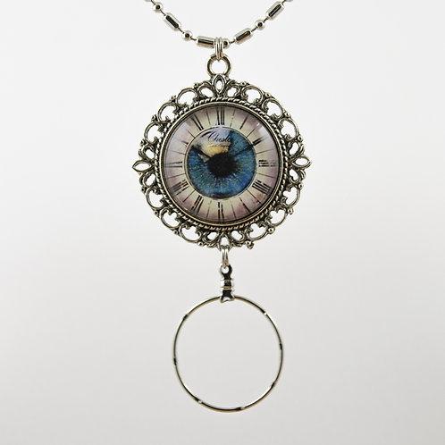 Blue Eye in Time Spec Holder #001