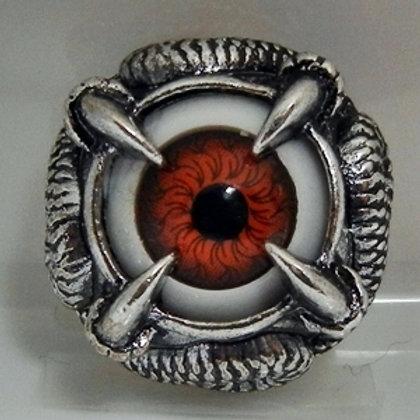 Claw Eye Brown 20mm
