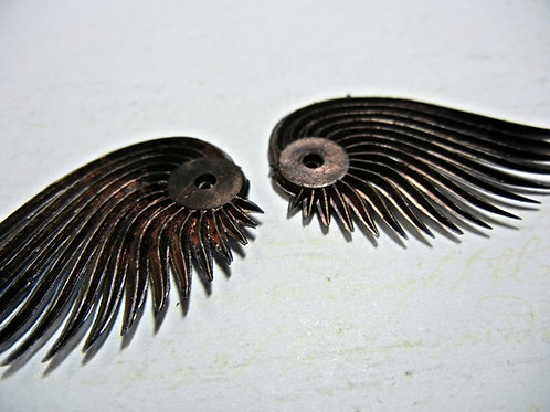 Rare Vintage Copper Wing Eyelashes