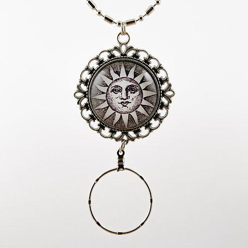 Vintage Sun Spec Holder #008