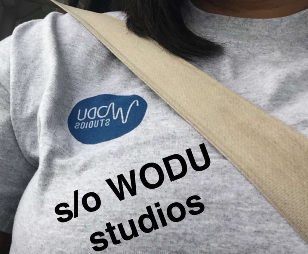 SNAP US YOUR WODU SWAG
