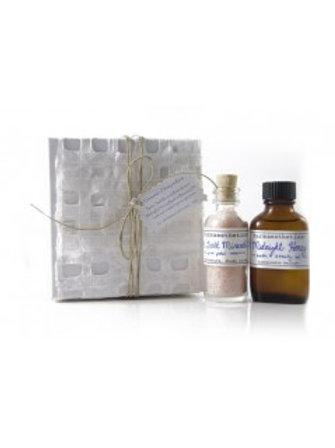 Gossamer, Honey & Rose Gift Set by Farmaesthetics
