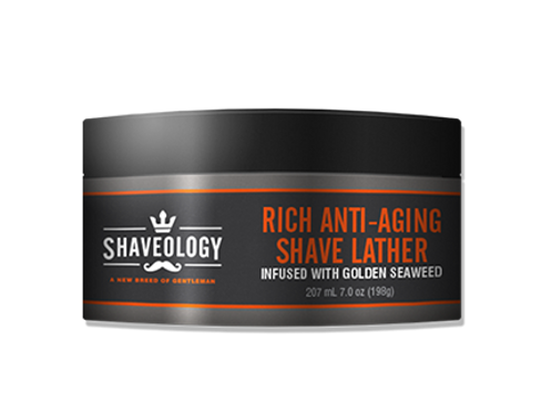Rich Shave Lather by Shaveology