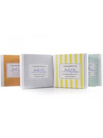 Facial To-Go Gift Set Series by Farmaesthetics