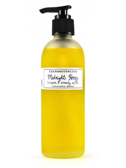 Midnight Honey Bath & Beauty Oil by Farmaesthetics