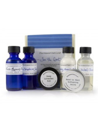 For the Gent Gift Set by Farmaesthetics