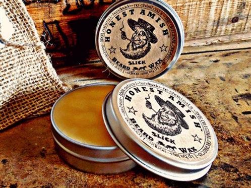 SLICK Beard Wax - by Honest Amish
