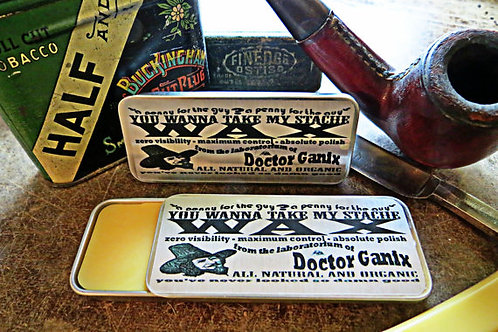 Mustache Wax by Doctor Ganix