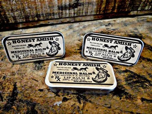 Medicinal Lip Balm - Made by Honest Amish
