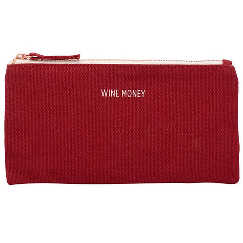 Wine Money Bag
