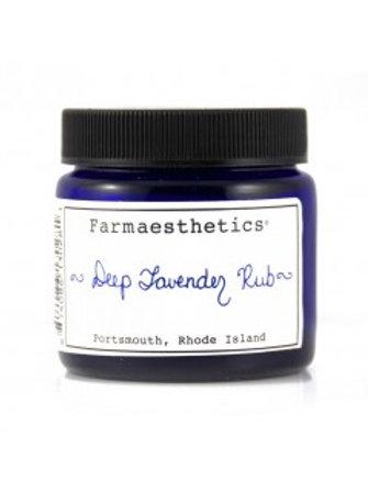Deep Lavender Rub by Farmaesthetics