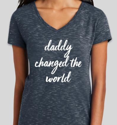 Change The World V-Neck