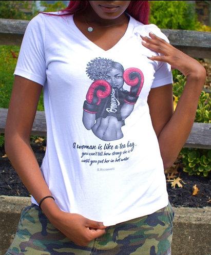 BOXING-GIRL T-Shirt