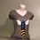Thumbnail: BUMBLE-BEE (Hoodie Girl) Women's V-neck