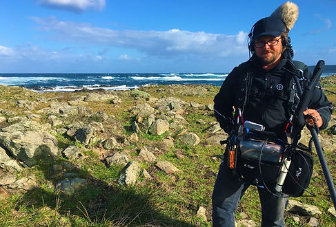 Owen Hughes - Location Sound Recordist