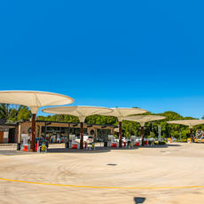 Caltext Service Station Nambour