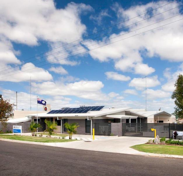 Kingaroy Ambulance Station