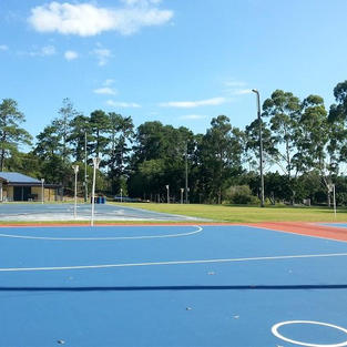 Woombye Netball Courts