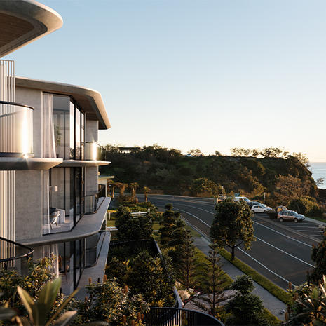 Mosaic Apartments First Bay