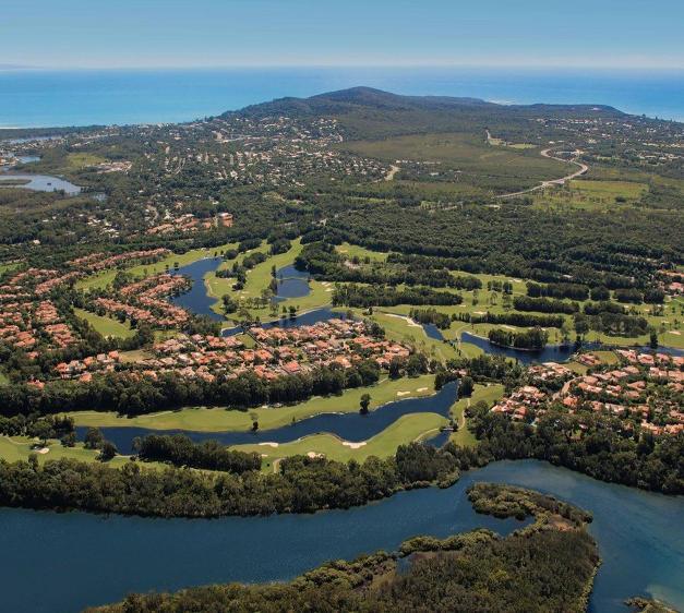 Noosa Springs Development