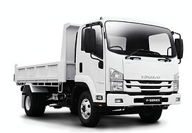 Isuzu Tipper Truck