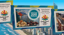GOLD COAST 2018 COMMONWEALTH GAMES SOUVENIR RANGE - OFFICIAL MERCHANDISE