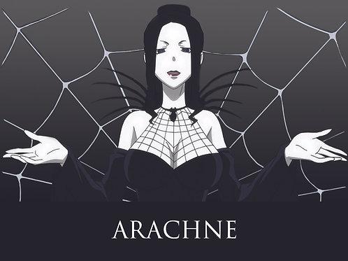 Arachne | Autographed Postcard