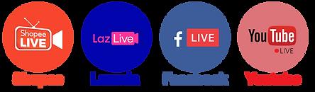 live stream social