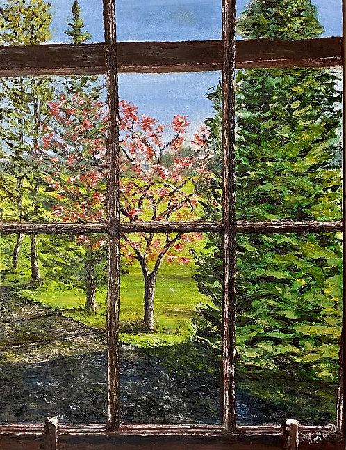 """""""A Scottish View"""" - Mary McLeod"""