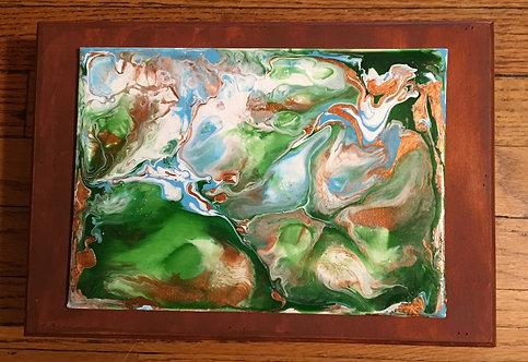 """Bird's Eye View"" - Mary McLeod"