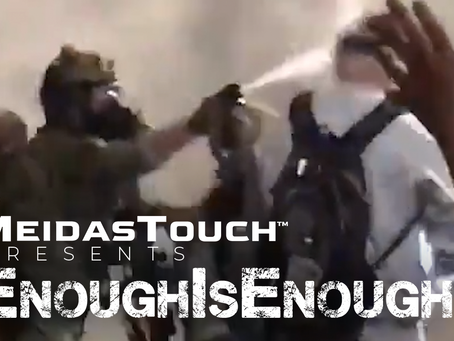 EXCLUSIVE NEW VIDEO: MeidasTouch Presents 'Enough is Enough'