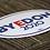 Thumbnail: White BYEDON 2020 Magnetic Bumper Sticker