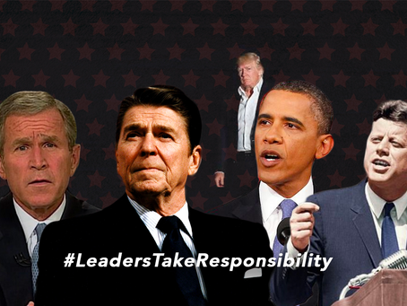 EXCLUSIVE NEW VIDEO: MeidasTouch Presents 'Leaders Take Responsibility'