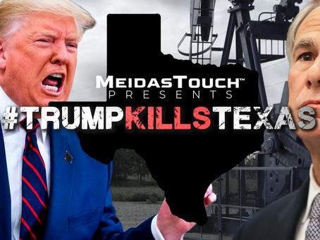 EXCLUSIVE NEW VIDEO: MeidasTouch Presents 'Trump Kills Texas'